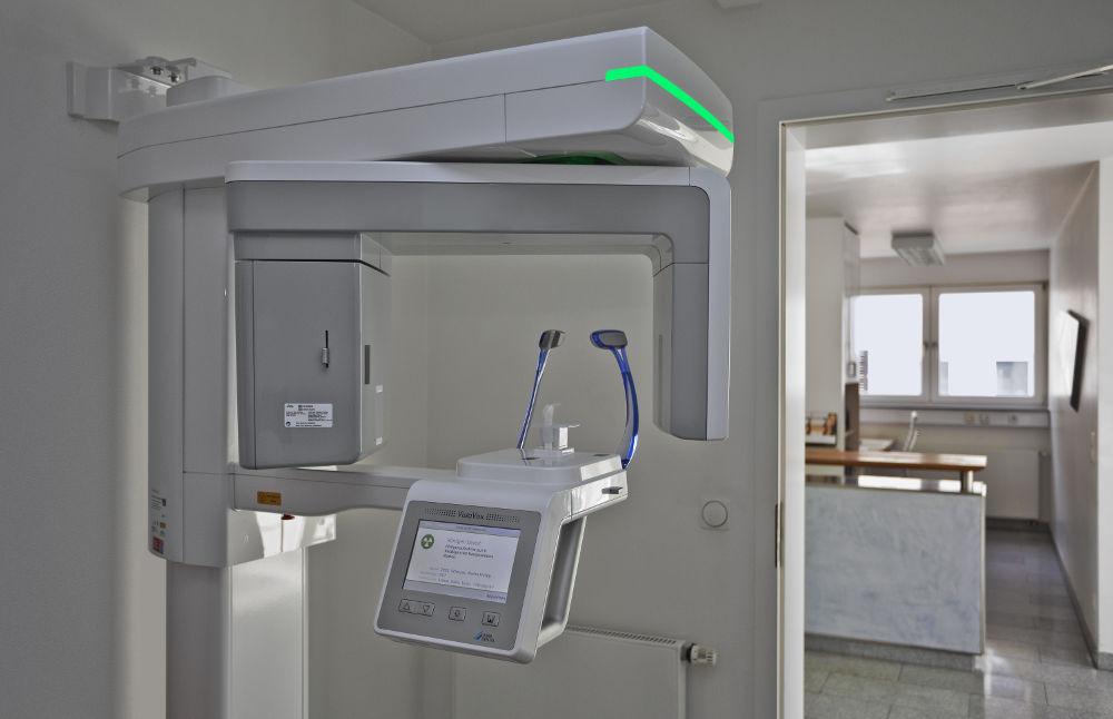 Röntgen, Röntgendiagnostik Zahnarzt Stuttgart
